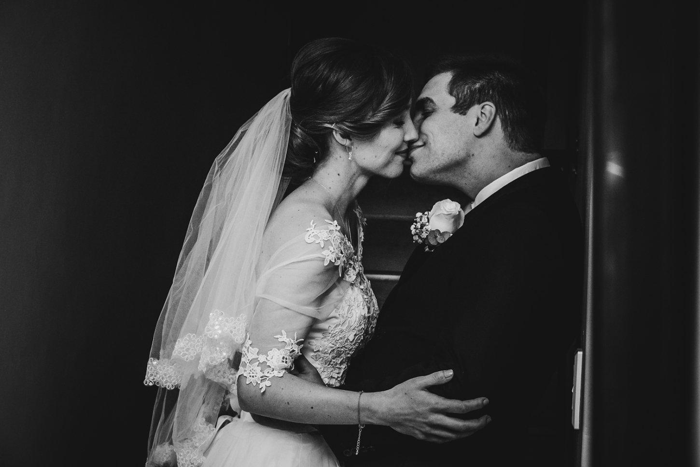 Hannah and James wedding