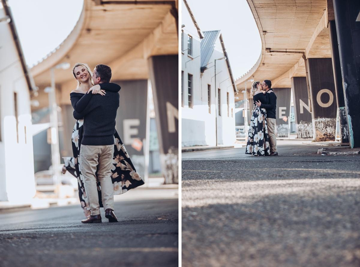Maboneng Engagement shoot 3