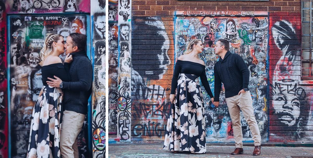 Maboneng Engagement shoot 4