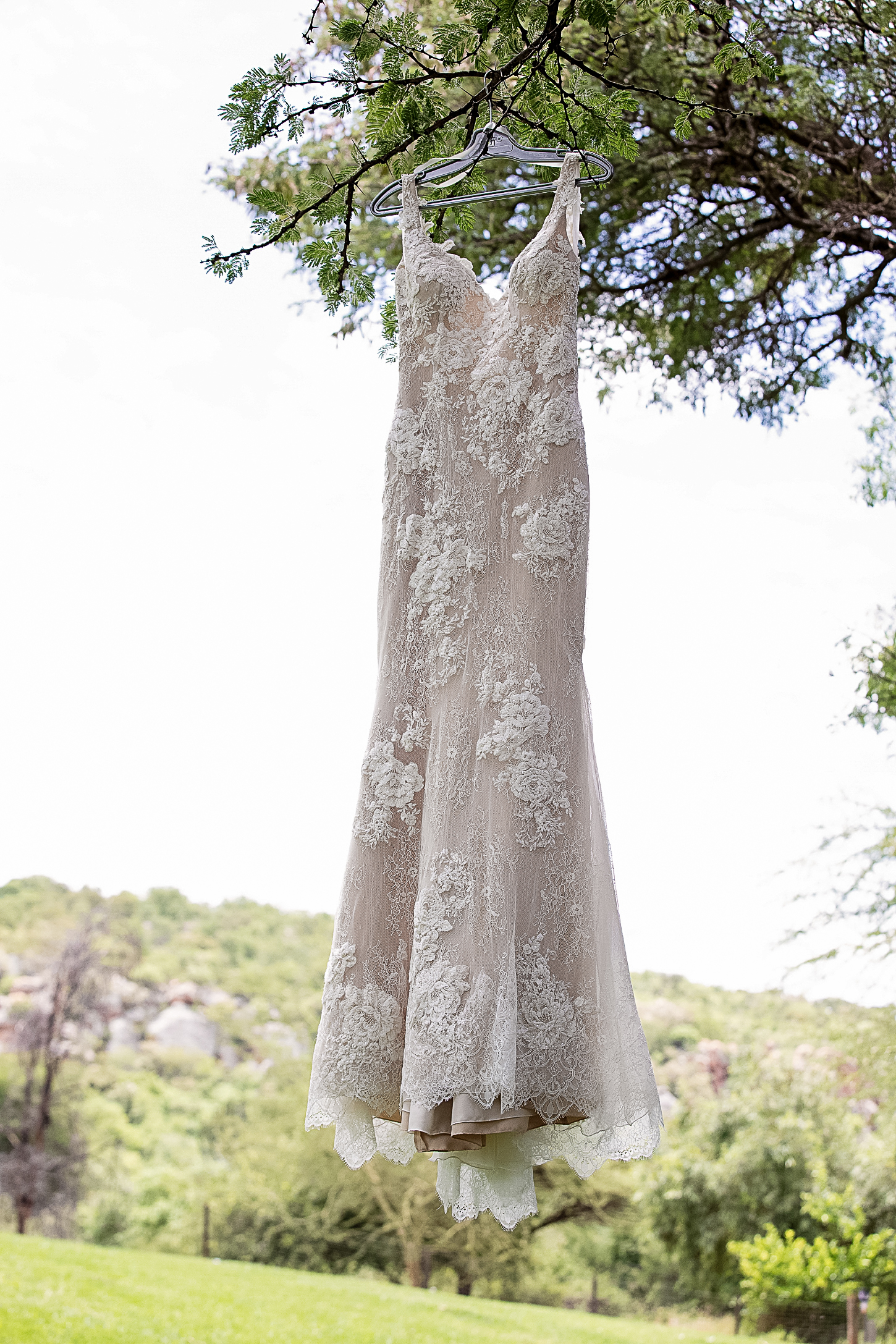 Bridal-gown